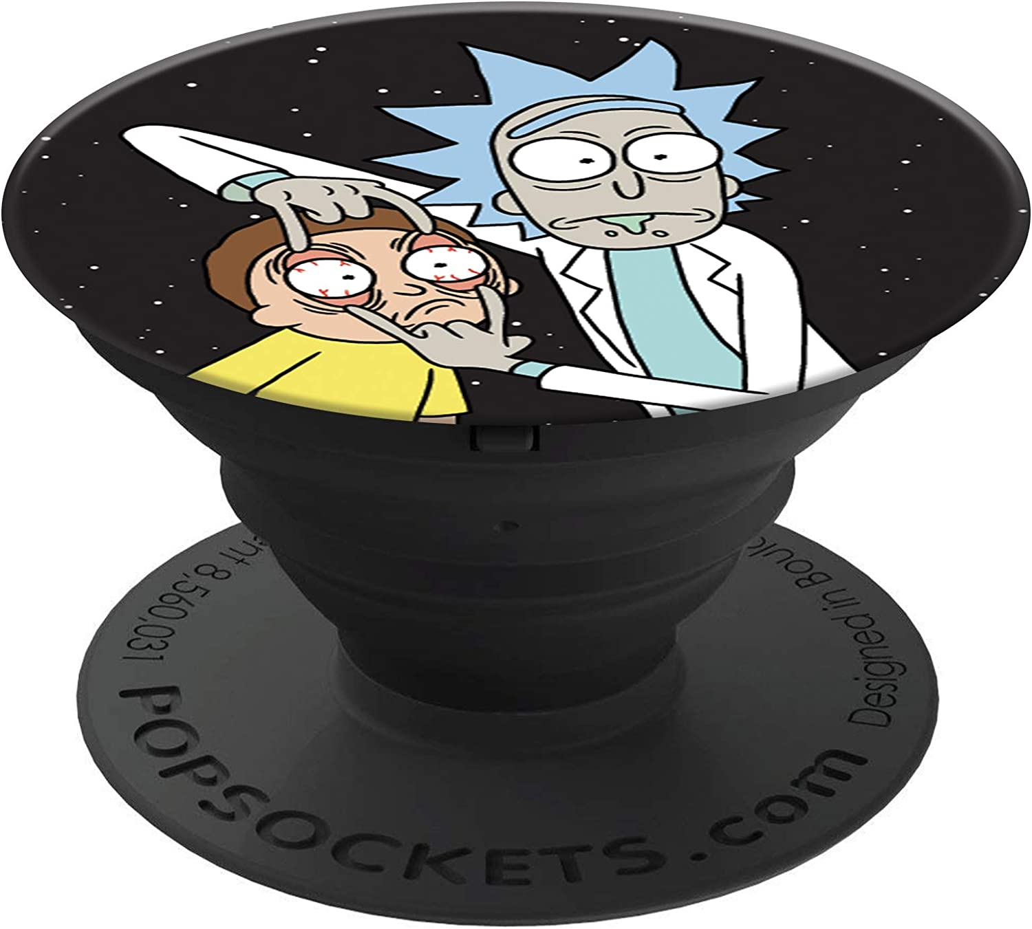 PopSockets: Collapsible Grip & Stand for Phones and Tablets - Rick & Morty