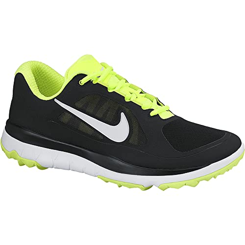 online store 1f54c 1314e Image Unavailable. Image not available for. Color  Nike Men s FI Impact  Black Volt White Golf Shoes ...