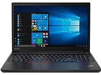 Lenovo ThinkPad E15 Intel Core i5 10th Gen 15.6-inch Full HD IPS Thin and Light Laptop 20RDS18B00 (8GB RAM/ 1TB HDD + 128GB SSD/ Windows 10 Home/ Microsoft Office Home & Student 2019 / Black/ 1.9 kg)