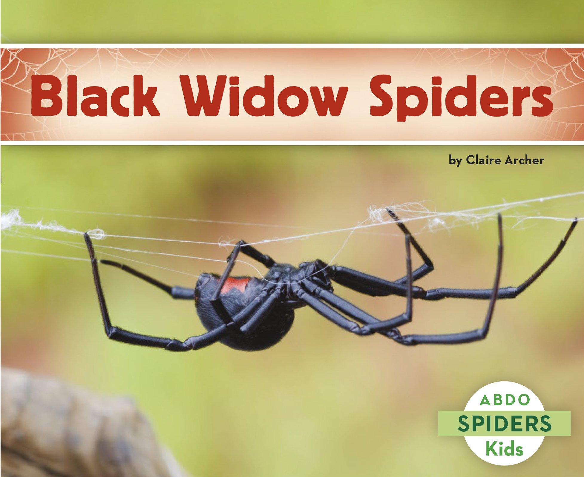 Black Widow Spiders (ABDO Spiders Kids) pdf epub