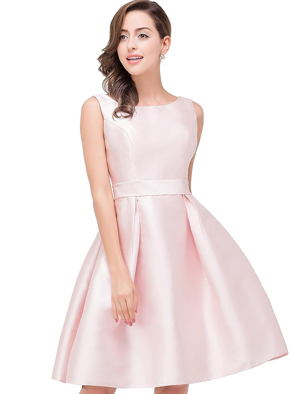db1e19d427e0 Short Bridesmaid Dresses With Pockets