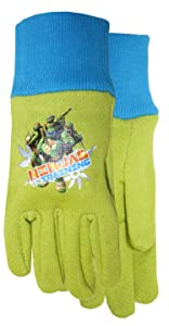 Midwest Glove TM102T Ninja Turtle Kids Gloves