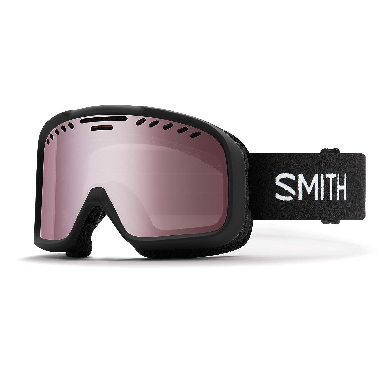 SMITH OPTICS PROJECT スキー スノーボードブリル ブラック イグニター ミラー ニューー
