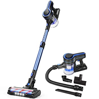 APOSEN 24000pa Cordless Vacuum For Tile Floors