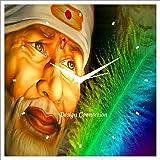 Design Connection SAI Baba 2 Wall Clock
