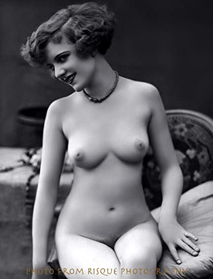 Vintage naked pics have