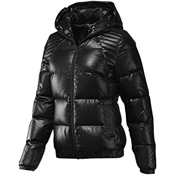 89ab292ca adidas Entry Women's Down Bomber Jacket Black Black/neo Iron Met F11 ...