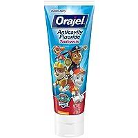 Deals on Orajel PAW Patrol Anticavity Fluoride Toothpaste 4.2 oz.