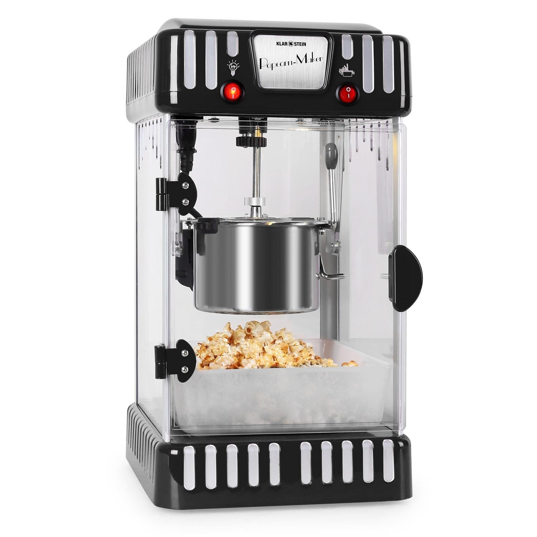 Klarstein Volcano Popcornmaschine Popcorn-Maker