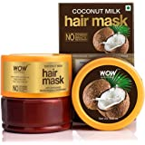 WOW Skin Science Coconut Milk Hair Mask with Coconut Milk, 200mL