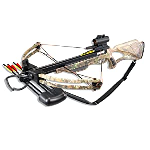 Velocity Lionheart Compound Crossbow, Realtree APG