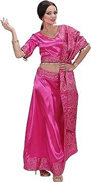WIDMANN Desconocido Disfraz de bailarina de Bollywood para mujer