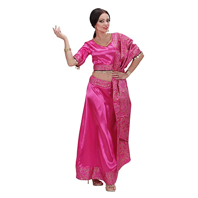 WIDMANN Aptafêtes ? Disfraz de bailarín Bollywood: Amazon.es ...