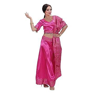 WIDMANN Widman - Disfraz de Bollywood para Mujer, Talla L (S ...