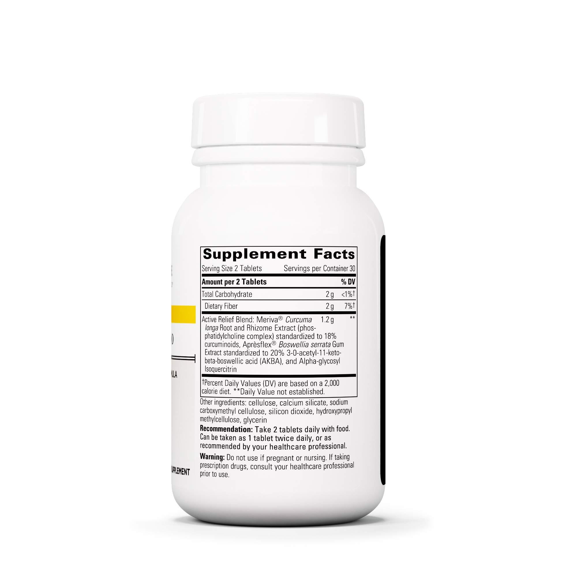 Integrative Therapeutics - Curcumax Pro - Movement Support Formula - 60 Tablets by Integrative Therapeutics (Image #2)