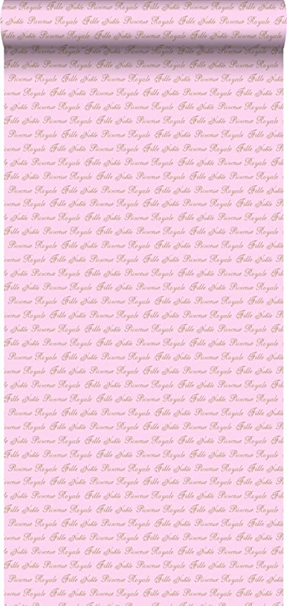 Wallpaper Princesses Words Baby Pink 114947 From