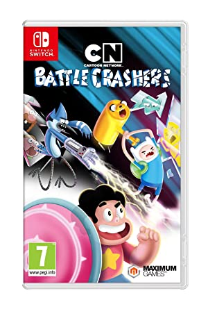 Avanquest Cartoon Network Battles Crashers Nintendo Switch Basico