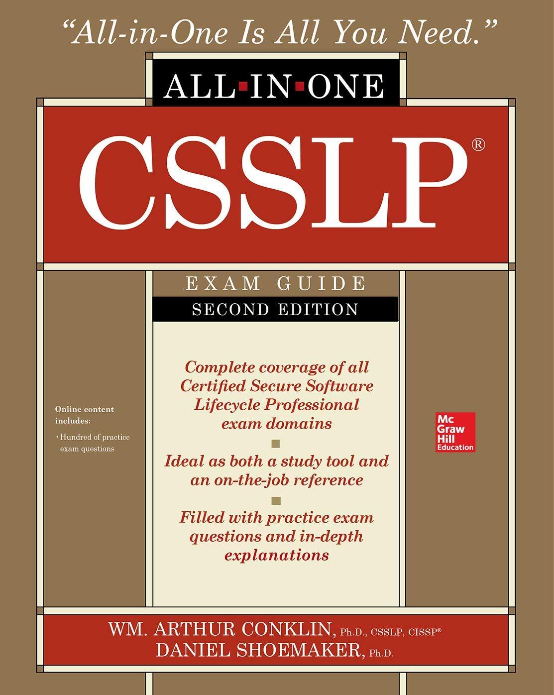 Csslp Certification All In One Exam Guide Amazon Arthur Conklin