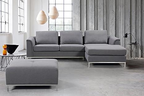 Amazon.com: Velago OLLON Dark Grey Modern Right-Facing ...