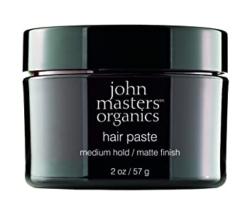 Strong Hair Molding Paste Matte Finish For Men Flake Heavy Duty Styling Pliable Defining With Castor Oil