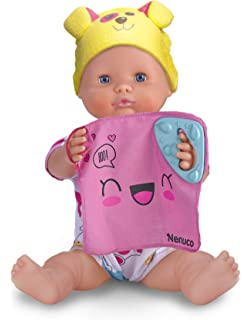 Nenuco Juguetón, muñeco Interactivo con 5 Juegos (Famosa 700014356)