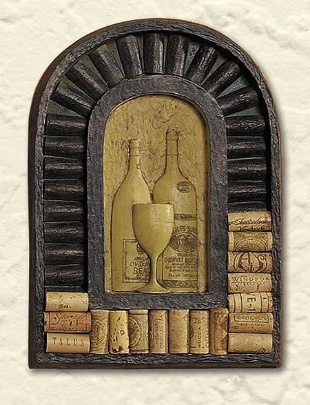 Charmant Wine Wall Décor