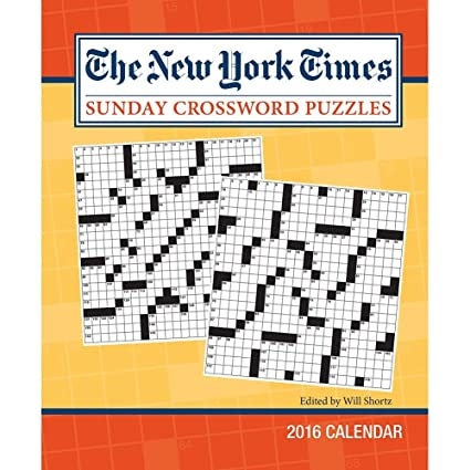 Amazon.com : The New York Times Sunday Crossword Puzzles ...