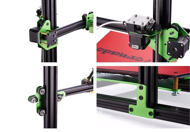 Nueva impresora 3D del tornado 3D de la llegada TEVO montó ...