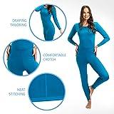 Rocky Thermal Underwear for Women Fleece Lined