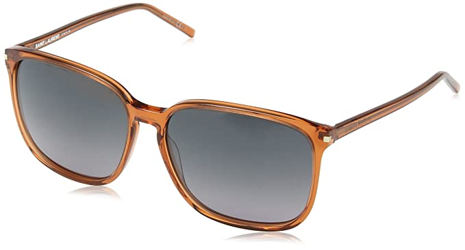Yves Saint Laurent SL 37 6J6, Gafas de Sol para Mujer, Gris ...