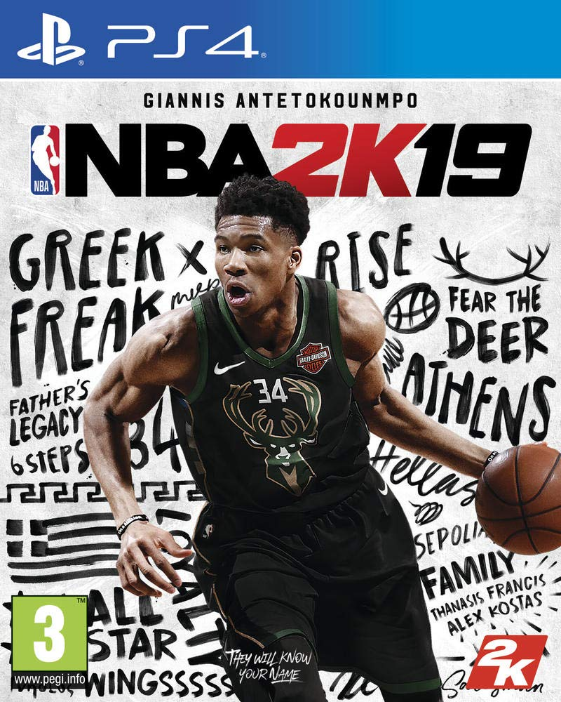 Nba 2k19 - PS4  | Visual Concepts. Programmeur