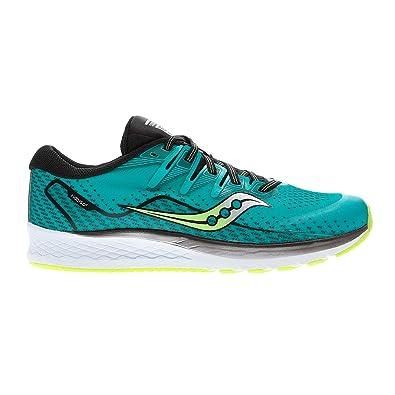 Saucony Ride ISO, Chaussures de Running pour Femme: Amazon