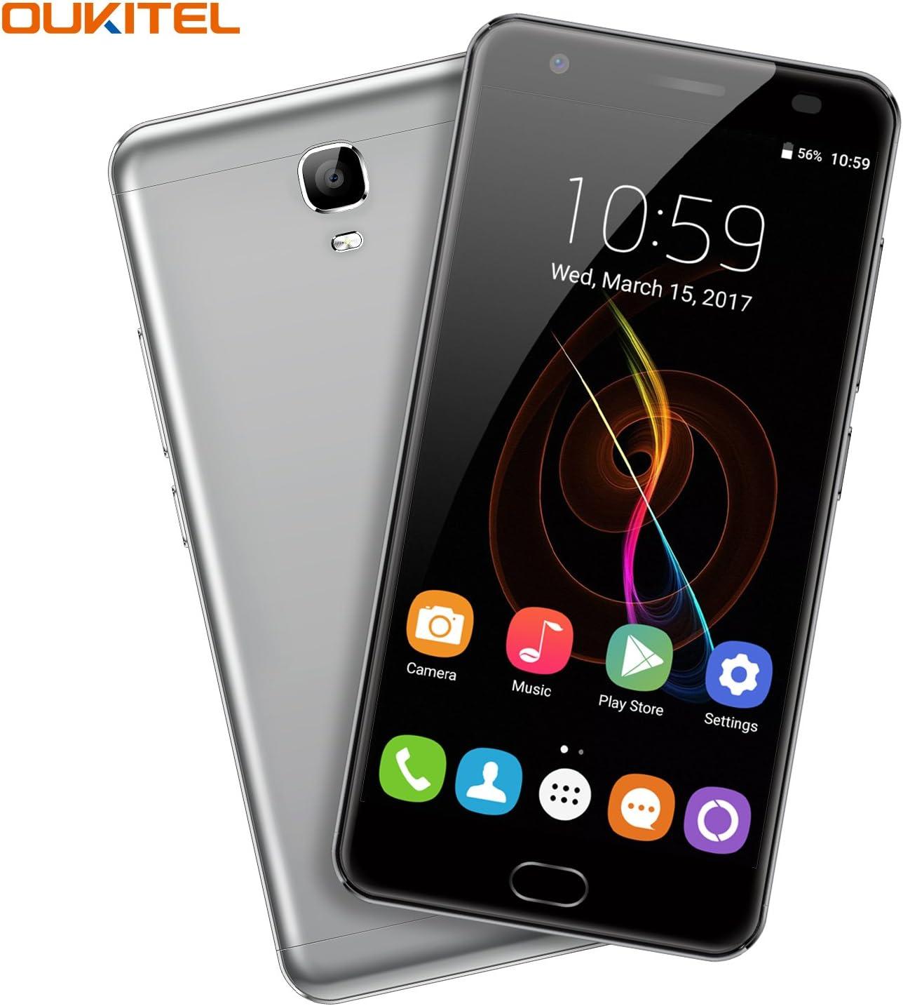 OUKITEL K6000 Plus - 4G Smartphone Móvil Libre Grande Batería ...