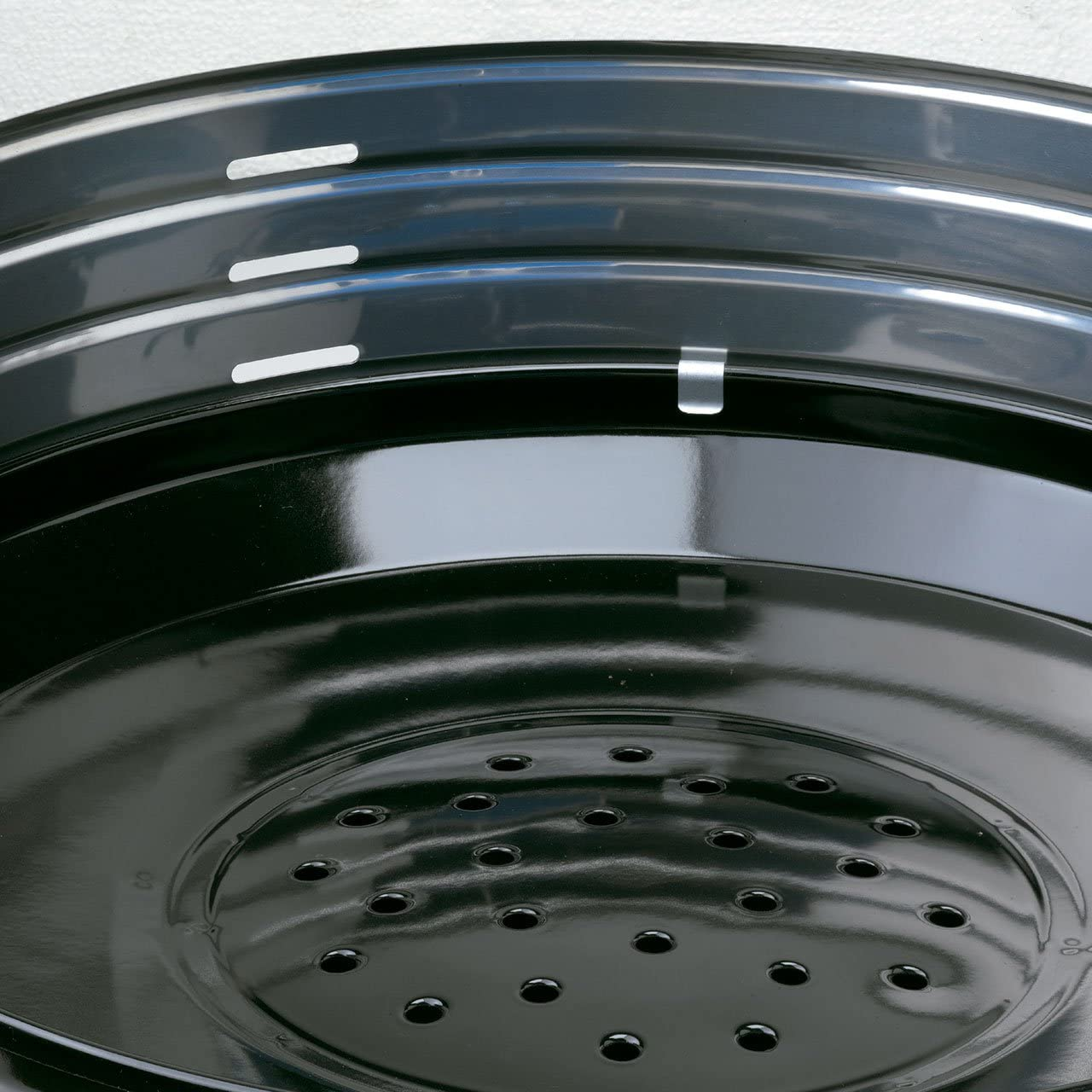 Color Negro 66 cm de Altura Algon AB02 Barbacoa Acero Inoxidable