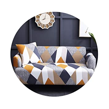Amazon.com: Funda antideslizante elástica para sofá de ...