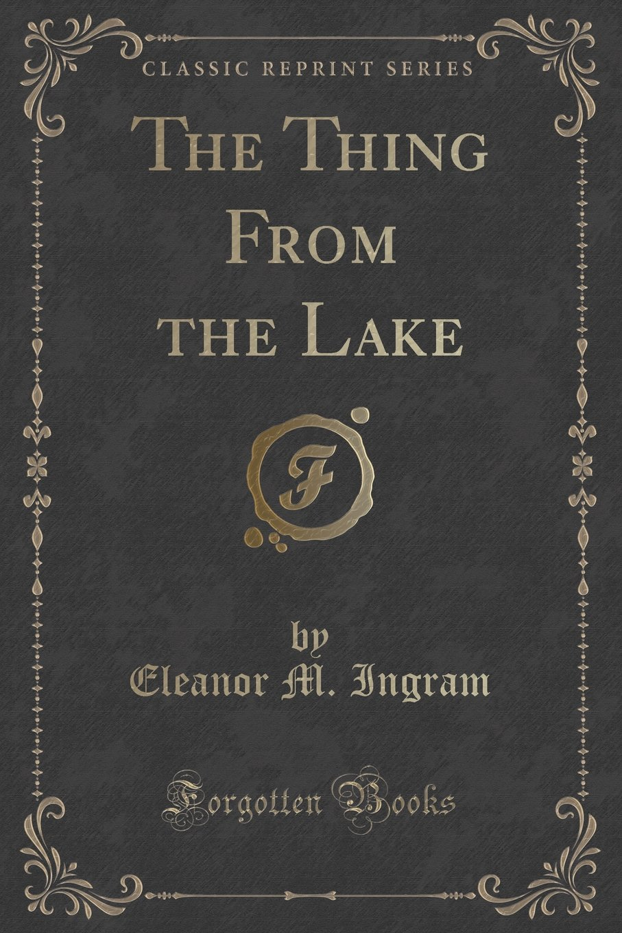 Download The Thing From the Lake (Classic Reprint) PDF