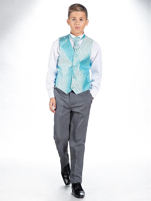 Página Niño Disfraz, Chaleco Traje, boda traje, Niños Formal Traje ...