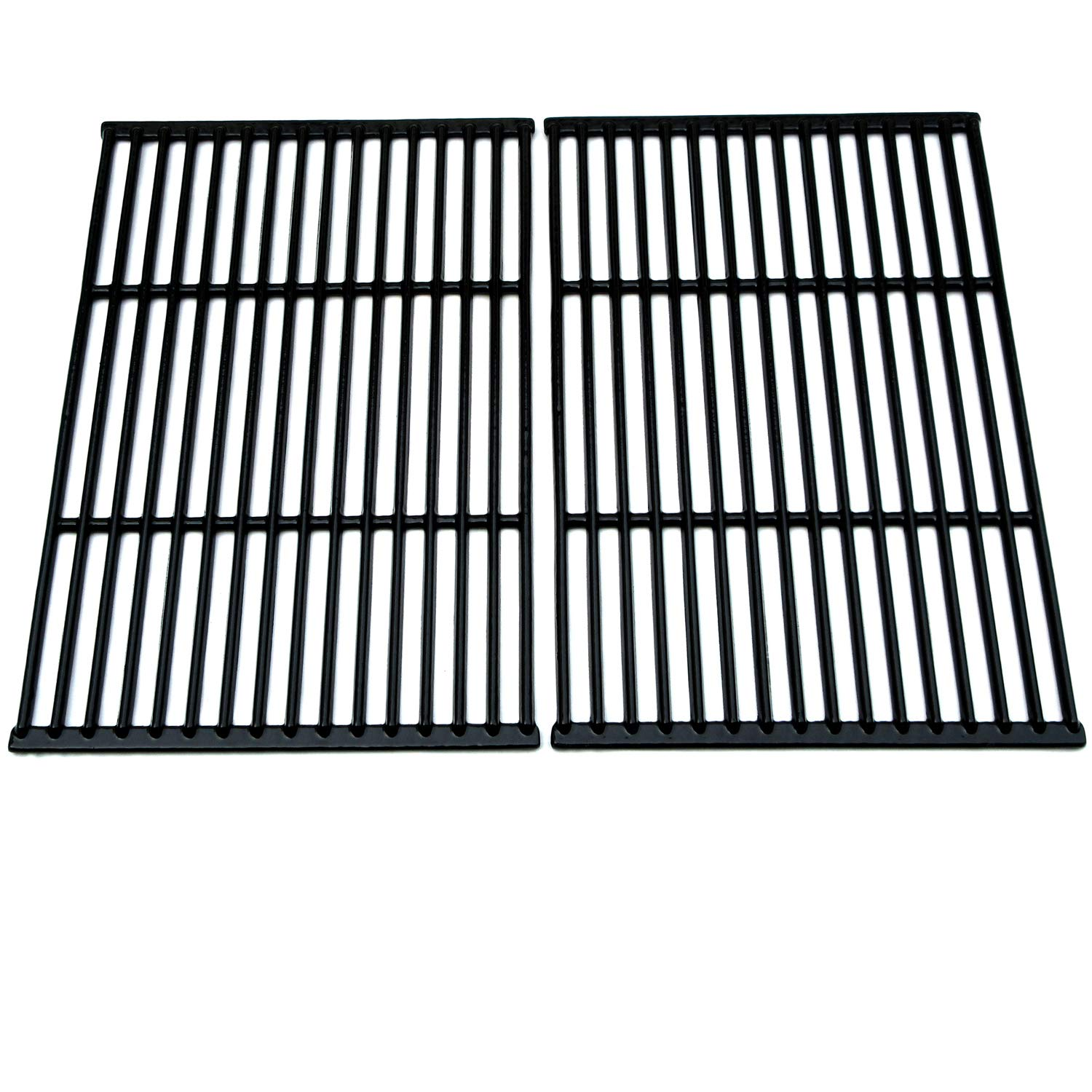 Direct Store Parts DC122 Polished Porcelain Coated Cast Iron Cooking Grid Replacement Charbroil, Brinkmann, Broil-Mate, Charmglow, Grill Chef, Grill Pro, Grill Zone, Sterling, Turbo Gas Grill