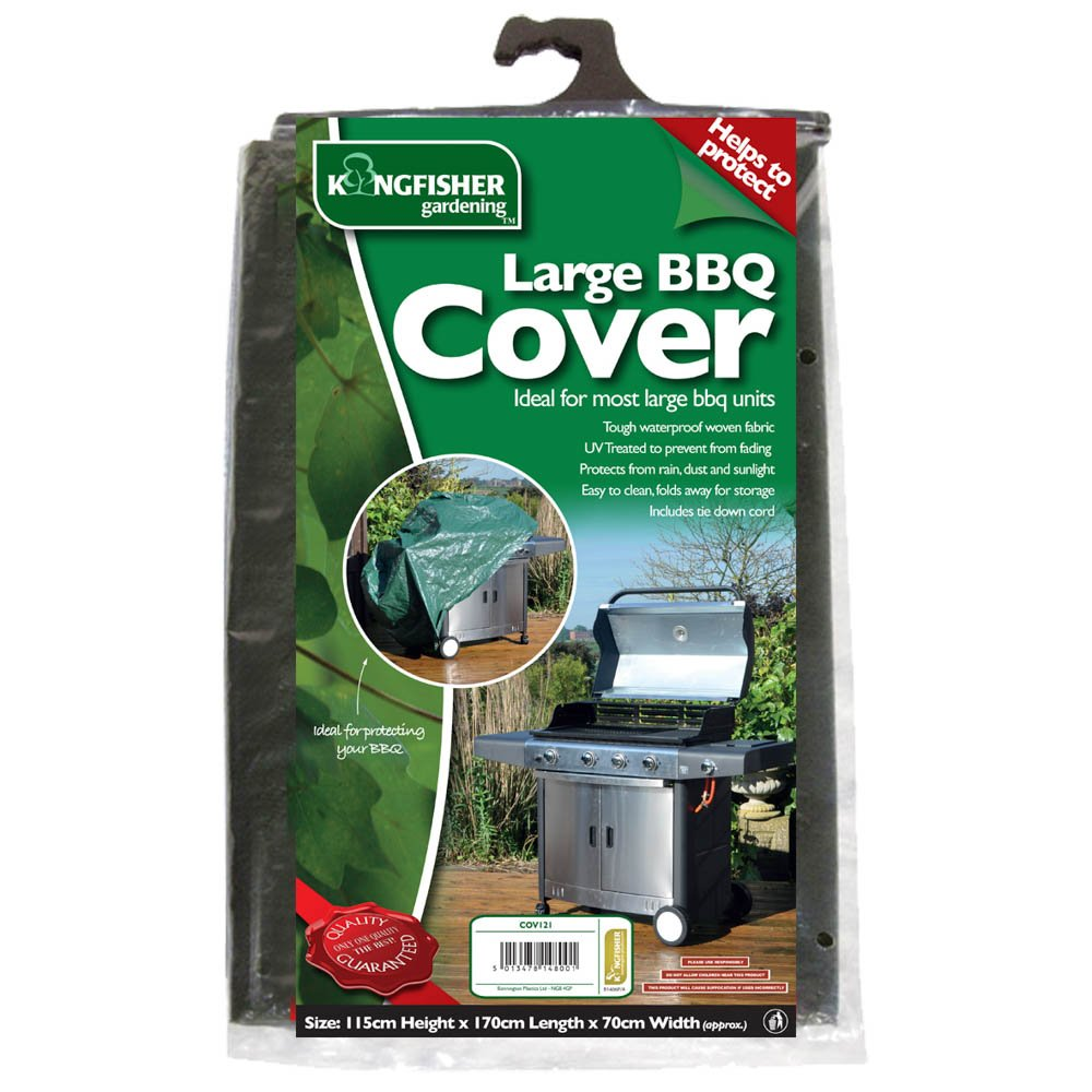 Kingfisher Extra Large BBQ Cover King Fisher COV121