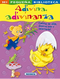 Adivina, adivinanza / Guess, the Riddles (Mi Pequena Biblioteca / My Small Library