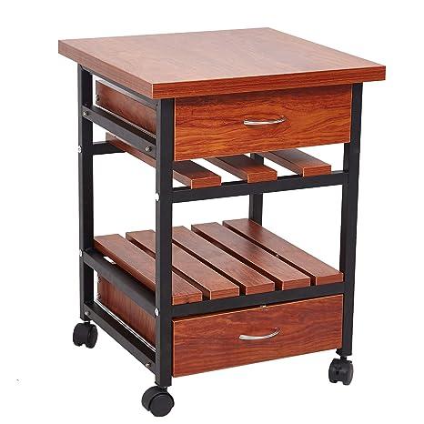 Amazon.com: Karmas producto al lado mesa auxiliar mesita de ...