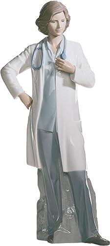 Lladr Female Doctor Figurine