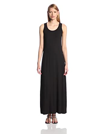 Karen Kane Women&-39-s Sleeveless Maxi Dress- Black- X-Small at Amazon ...