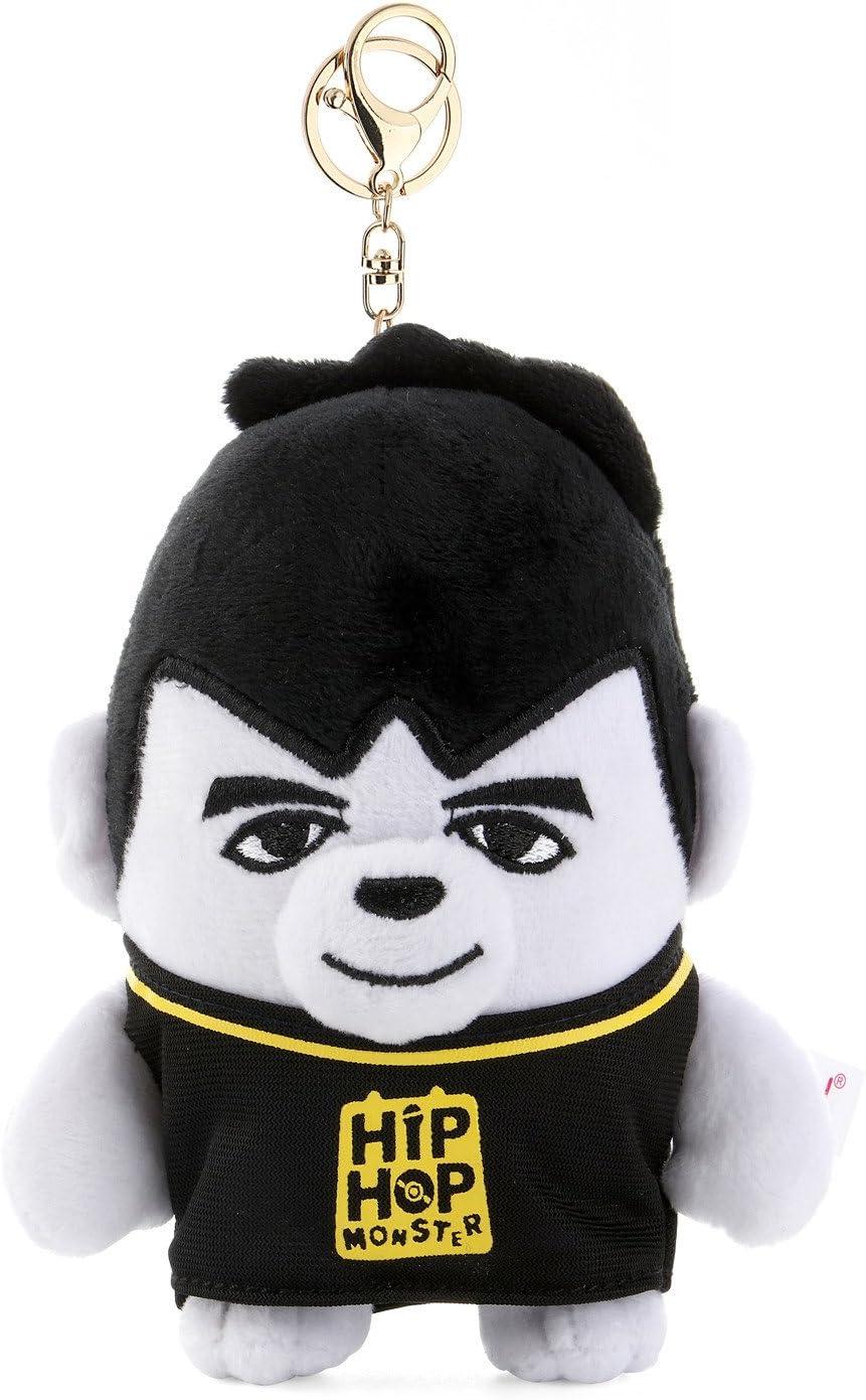 Amazon Com Nemoyard Bts Kpop Bangtan Boys Funny Hiphop Monster Character Cute Plush Doll V 5 5inch Sports Outdoors