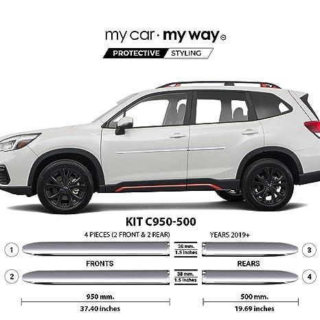 Amazon.com: MY CAR MY WAY (Fits Subaru Forester 2019 Body ...