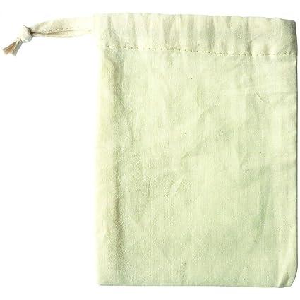 Estuche para móvil - funda de algodón en blanco para decorar ...
