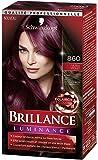 Schwarzkopf - Brillance - Coloration Permanente - Luminance - Ultra Violet 860