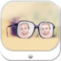 Glasses photo frames