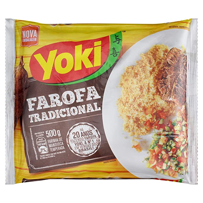 Top 6 Brazilian Food Yoki