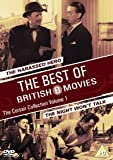 The Night Won't Talk & The Harassed Hero - Two Film Best Of British B Movies - The Corsair Collection: Volume 1 [DVD]